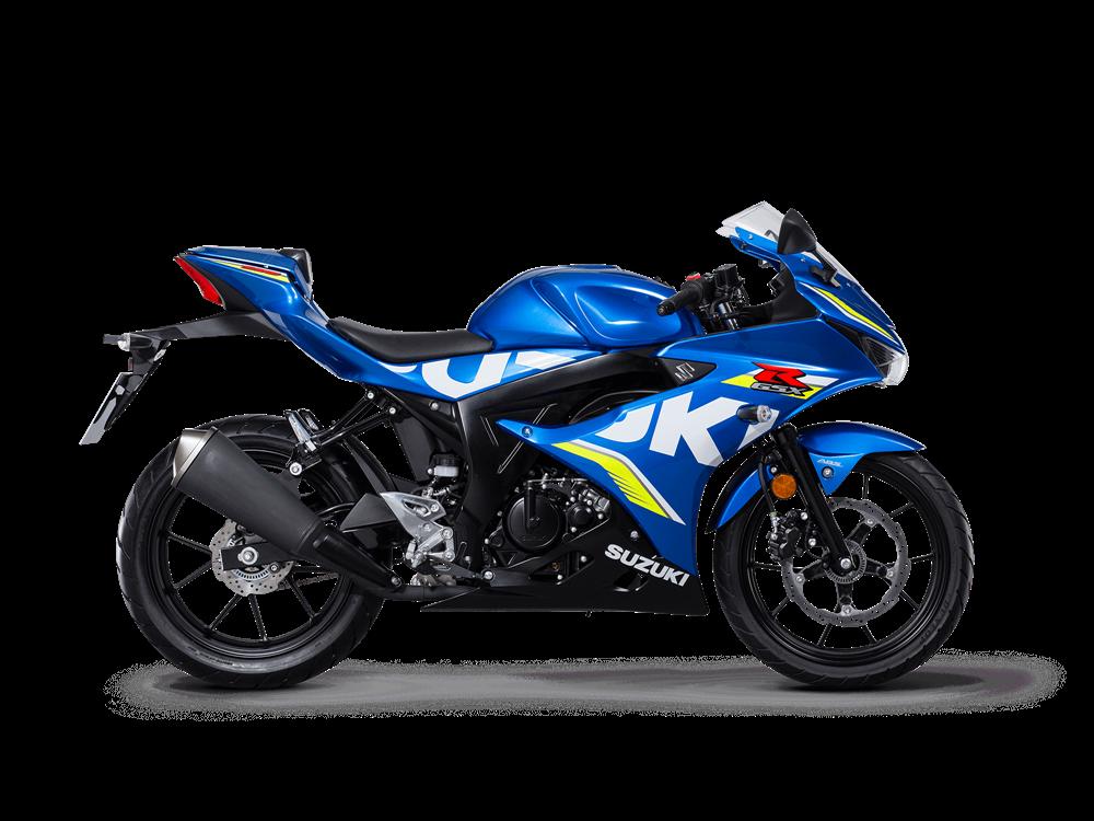 Suzuki Street Motorcycles