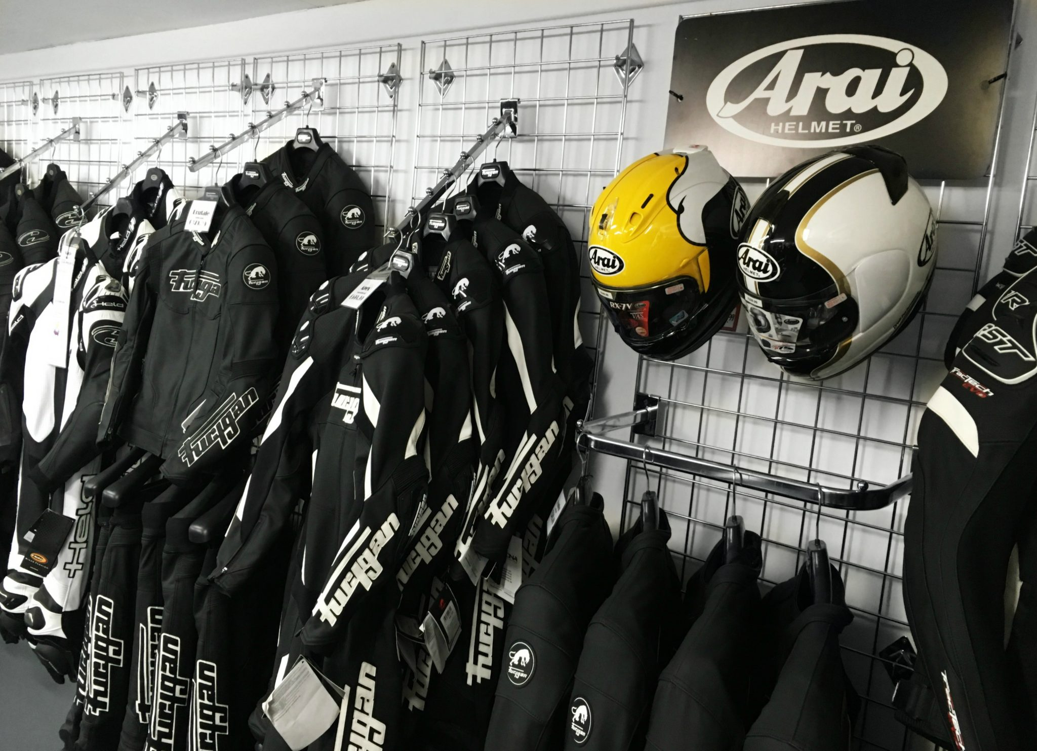 Chelsea Motorcycles Clothing Store