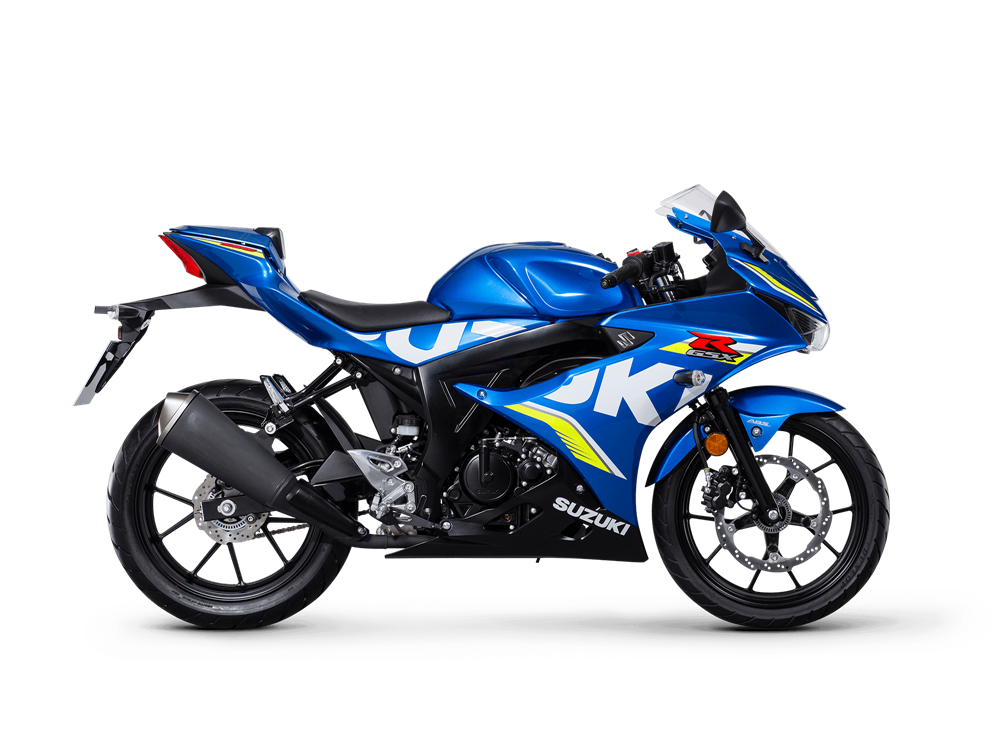 GSX-R125 MotoGP XAL8 - Chelsea Motorcycle Group