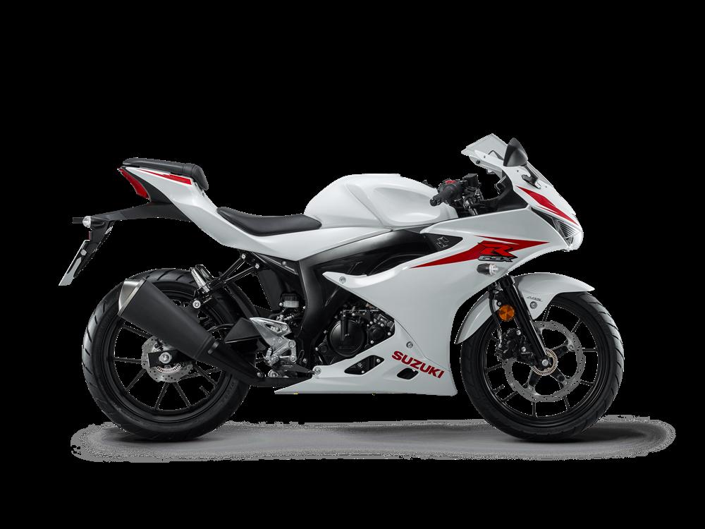 GSX-R125 AL8 - Chelsea Motorcycle Group