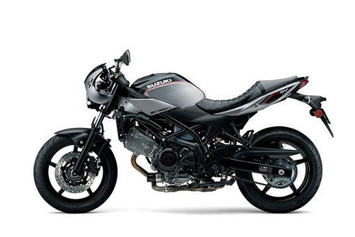 SV650X street motorbike