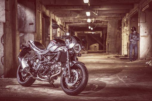 Suzuki SV650X street bike