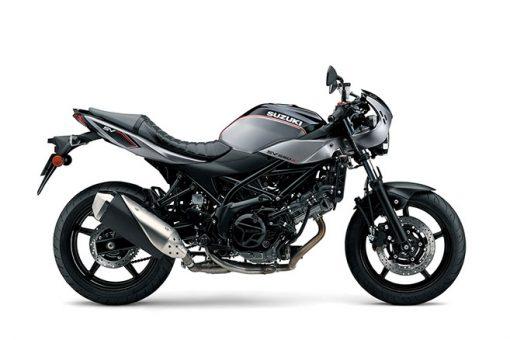 Suzuki SV650X street motorcycle