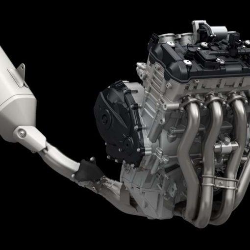 2018 Suzuki GSX R1000R Buildbase engine - close view