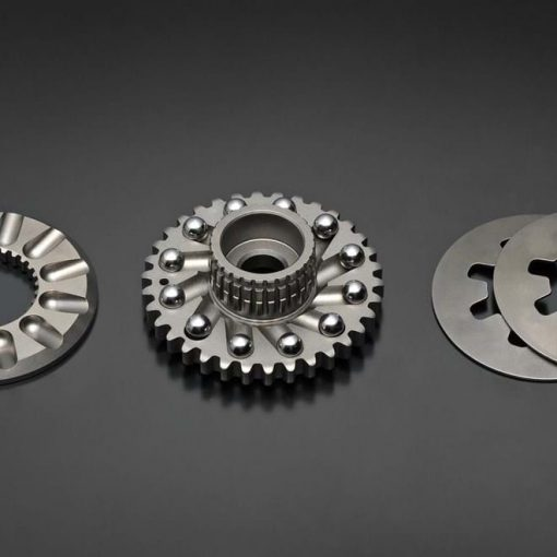2018 Suzuki GSX R1000R Buildbase motorbike - valve timing system