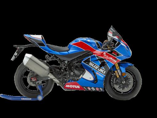 Suzuki GSX R1000R Buildbase motorbike
