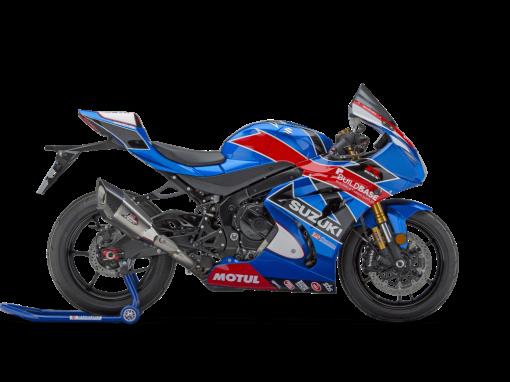 Suzuki GSX R1000R Buildbase - race