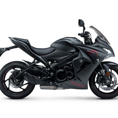 Suzuki GSX-S1000FZ Phantom bike - Metallic Matt Black No.2 colour