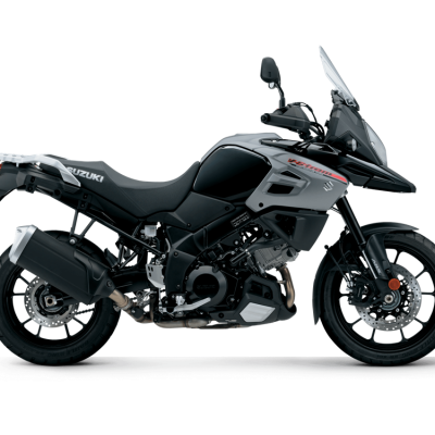 Suzuki V-Strom 1000 GTA adventure motorcycle - Glass Sparkle Black colour
