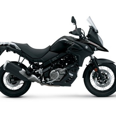 Suzuki V-Strom 650X GTA - Glass Sparkle Black colour