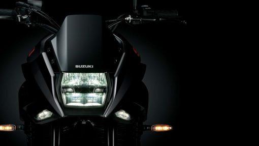 Suzuki Katana bike - LED lighting