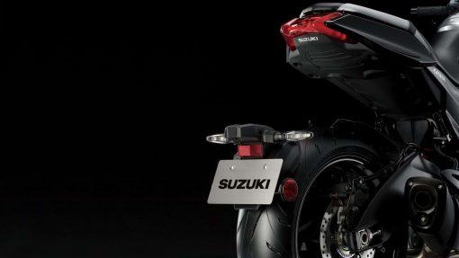 Suzuki Katana - clear tail design styling